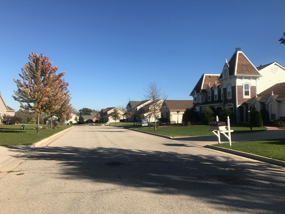 Oak Hill Milwaukee Subdivision - CJ Engineering